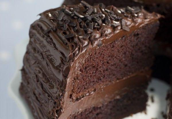 Пражский торт. Любимый десерт!)