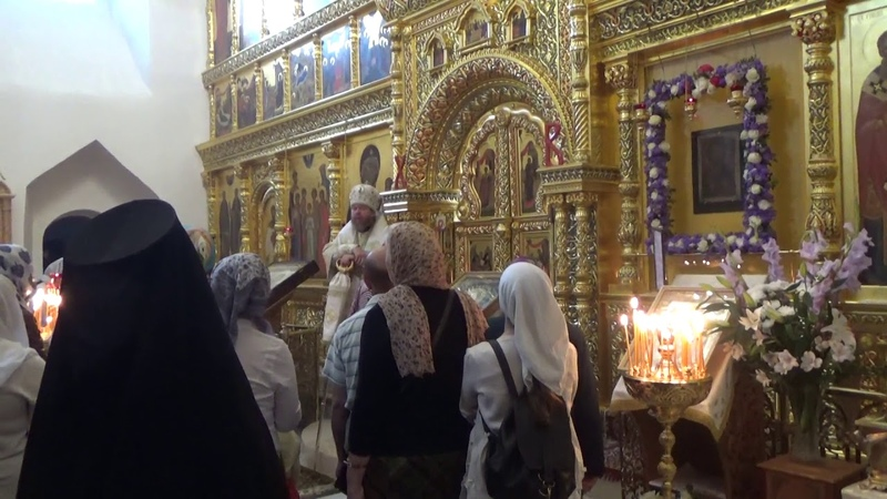 Проповедь митрополита Тихона в праздник Преображения Господня