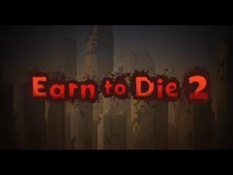 Earn to Die 2 3 Новая тачка.