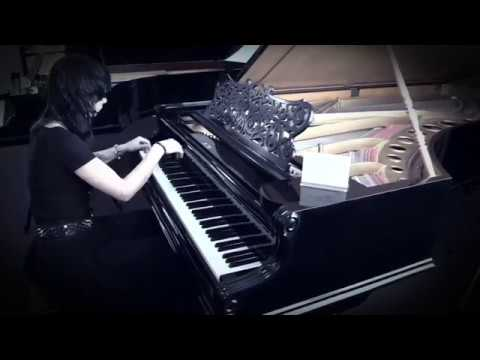 VK playing Slayers Raining Blood on a 144 years old Bösendorfer Grand