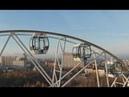Установили кабинки / Новый аттракцион в парке Гагарина г.Самара