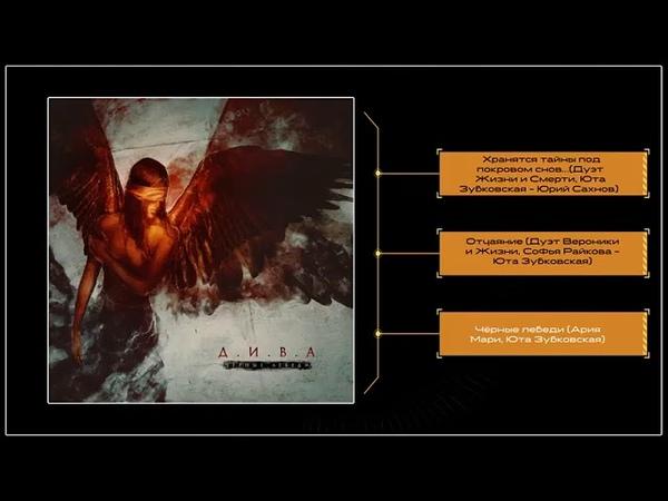 ДИВА - Черные лебеди - 2019 (Сингл). Видео от Joker Records.