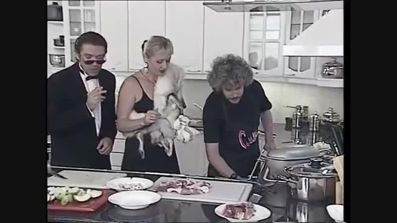 СМАК с Владимиром Машковым и Ольгой Блок 9 08 1995