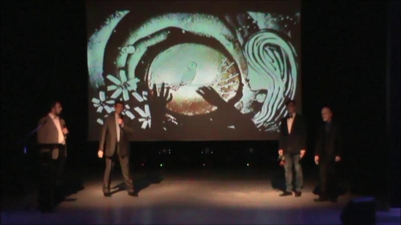 Народный театр города Руза и студия песочной анимации Облака