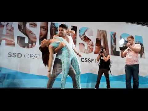 Odio - Romeo Santos / bachata workshop Marco Sara style / Summer sensual Croacia 2018