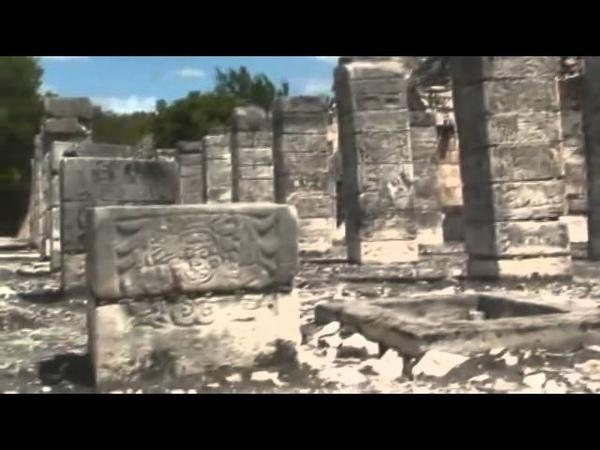 Загадки Древних Построек Мексики (Часть 5) - Документа