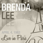 Brenda Lee альбом Live in Paris