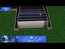 Как сделать гараж в доме с фундаментом в симс 3