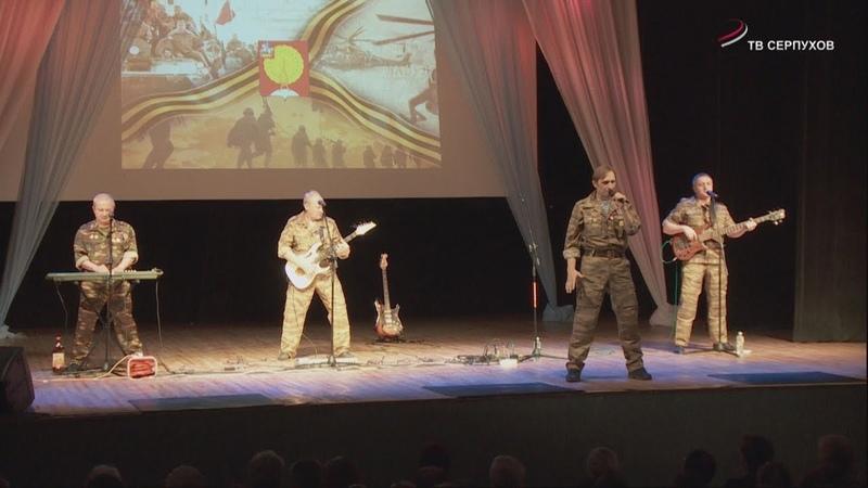 В ДК «Россия» состоялся концерт, посвященный Дню вывода войск из Афганистана