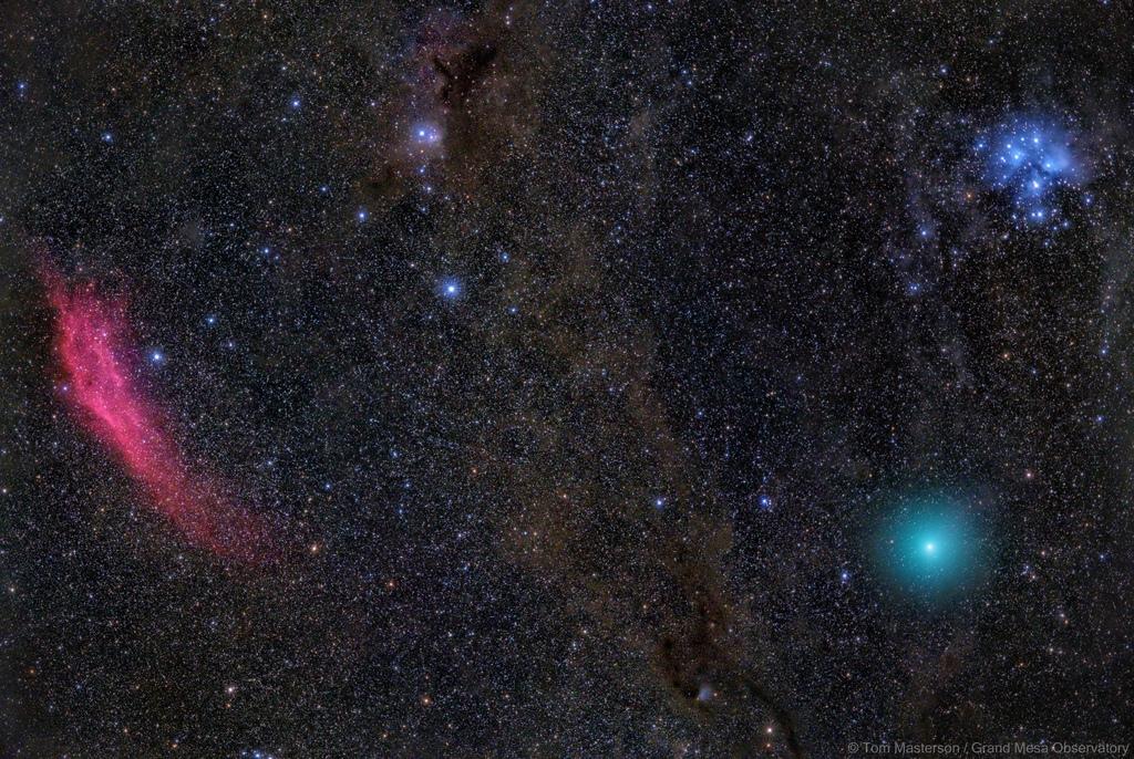 К Земле стремительно приближается огромный астероид