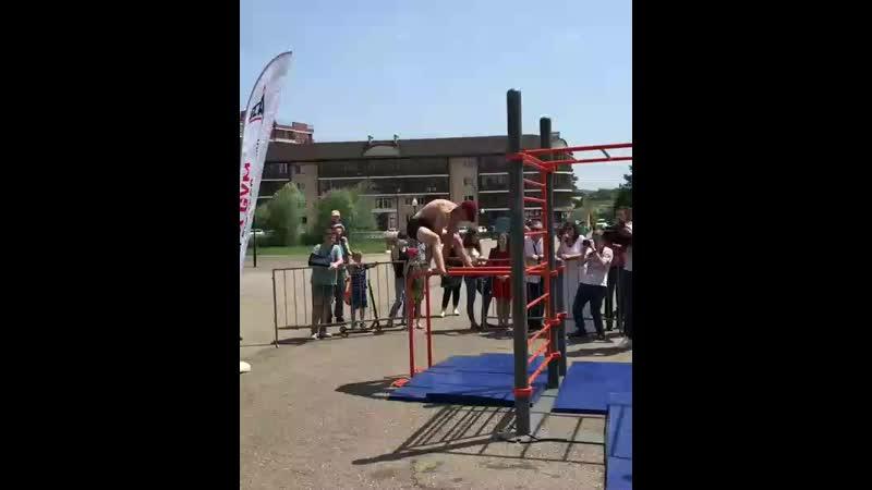 Фестиваль экстрим видов спорта