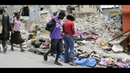 Earthquake in haiti haiti quake Port de Paix damage