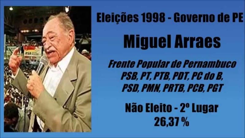 Jingles Eleições Estaduais 1998 - Parte 4