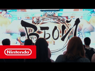 Nintendo на Comic Con Russia 2018: День 2