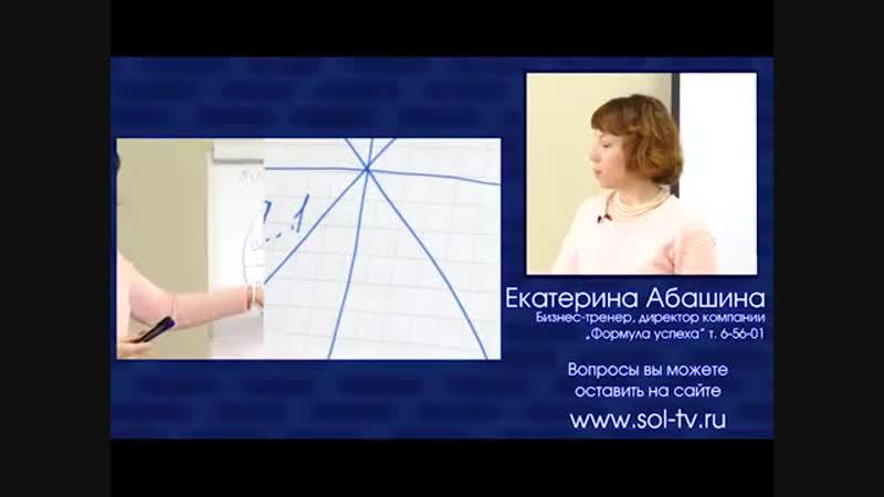 Екатерина Абашина Новый взгляд. Если кризис целей