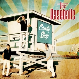 The Baseballs альбом Candy Shop