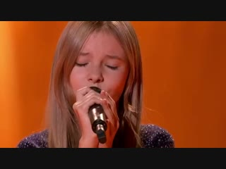 12-Year-Old Daneliya Dazzles with Rise Up - The Worlds Best Audition 14.02.2019