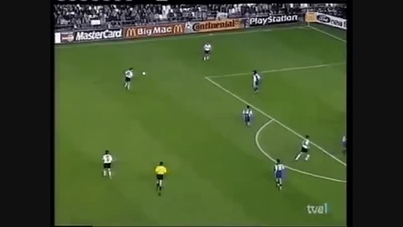 Adrian Ilie goals vs Bayern _u0026 Fiorentina