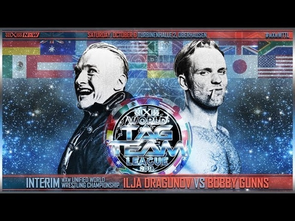Longest chant in wrestling history: Bobby Gunns vs. Ilja Dragunov (wXw 2018)