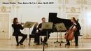 Johannes Brahms - Piano Quartet No.3 in C minor, Op.60 (1875)