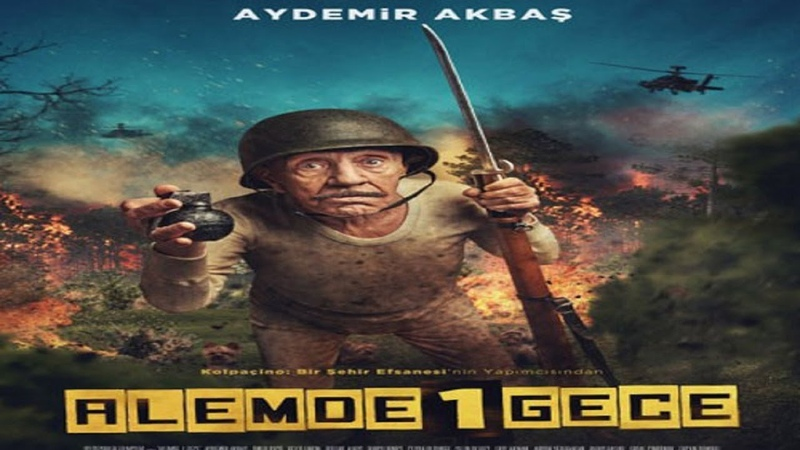 Alemde 1 Gece | Türk Filmi | Yerli Komedi | Full izle | 2016