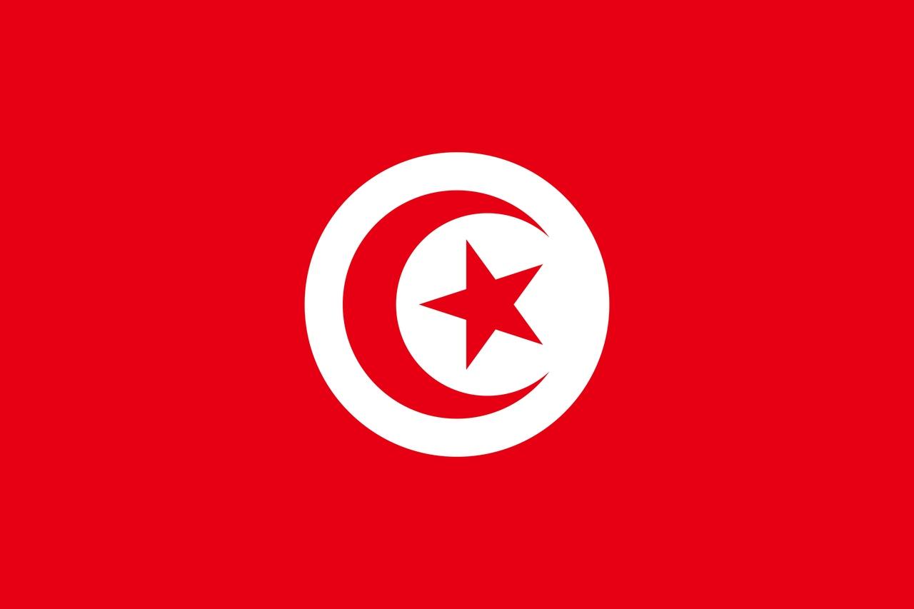 Флаг Тунис