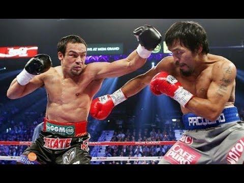 Manny Pacquiao vs. Juan Manuel Marquez - 3 / Мэнни Пакьяо - Хуан Мануэль Маркес - 3