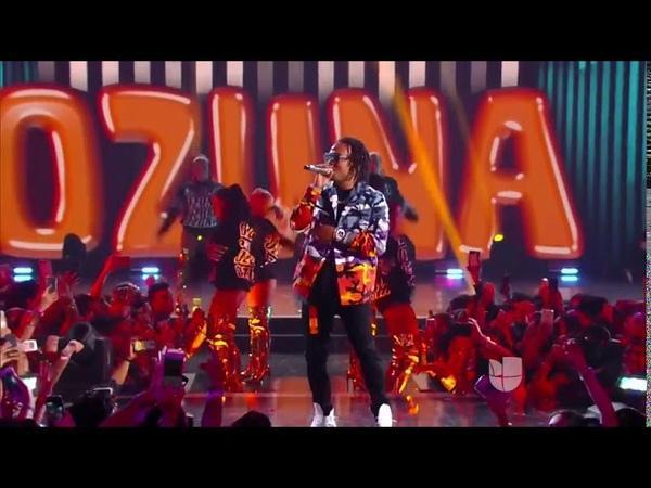 Ozuna - Unica - Premios Juventud 2018