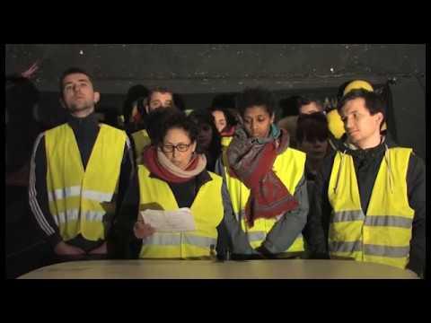 Appel des Gilets Jaunes de Montreuil réponse à Commercy