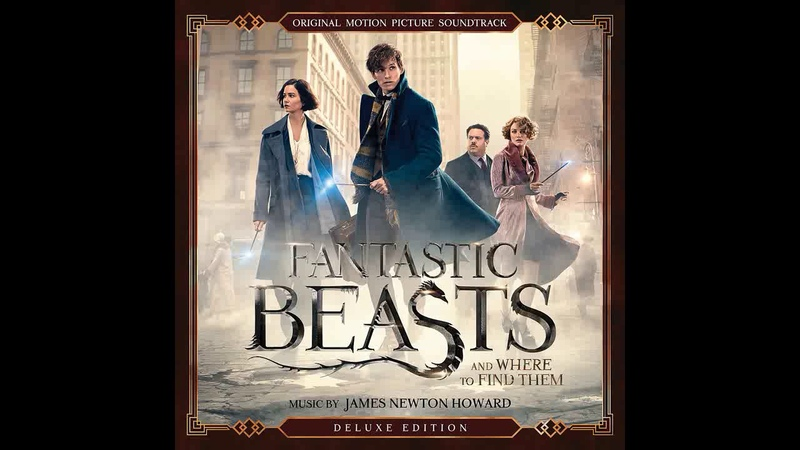 1-17 End Titles (Fantastic Beasts and Where to Find Them)