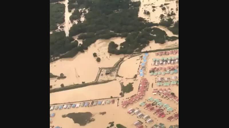 Наводнения в Тринидад и Тобаго