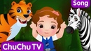 Going To the Forest (SINGLE) | Wild Animals for Kids | Original Nursery Rhymes Songs by ChuChu TV