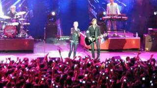 Roxette - It must have been love - Live @ Buenos Aires - 05042011