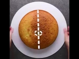 Простые способы декорировать торты!
