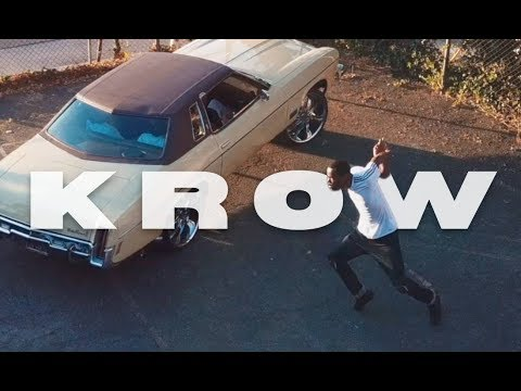 Krow The God Finesse in Oakland Yak Films x Aedfx Music