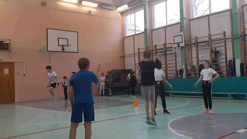 Скипинг Спартакиада ШСК