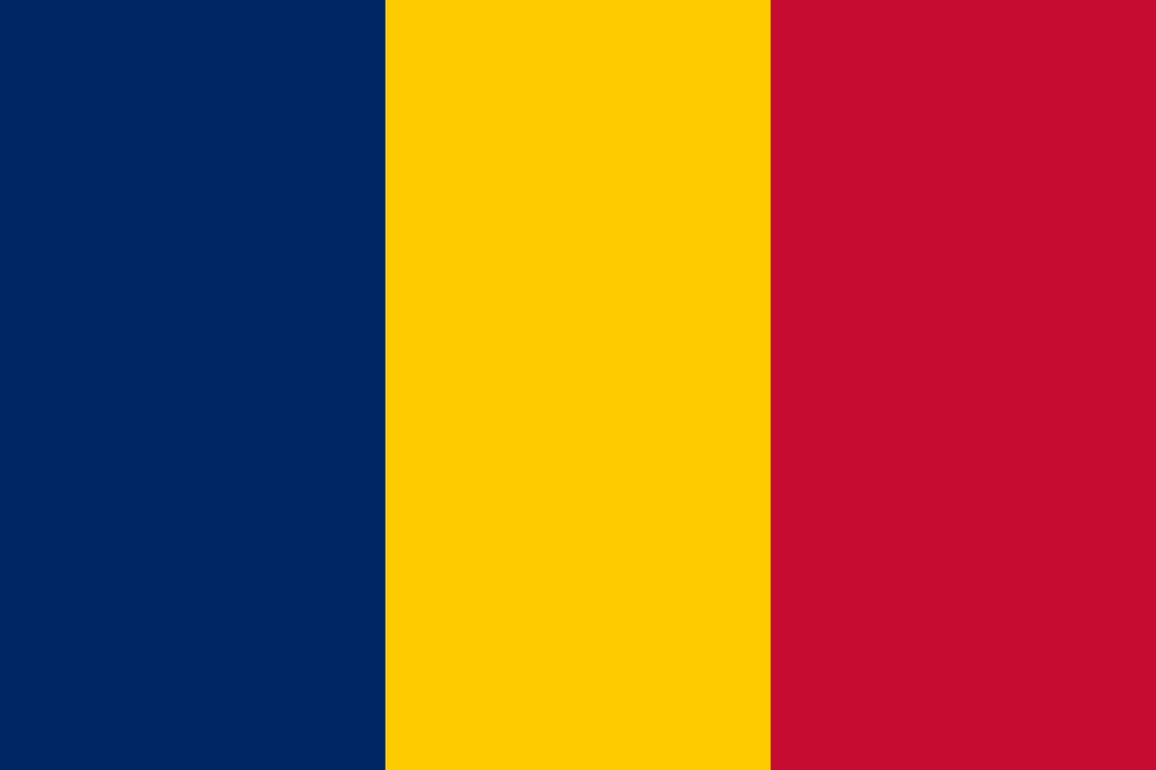 Флаг Республика Чад