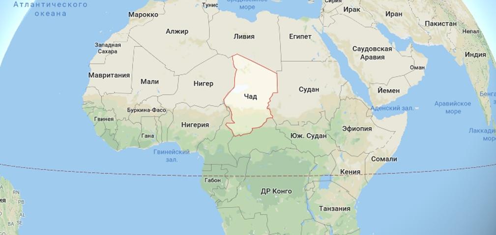 Республика Чад