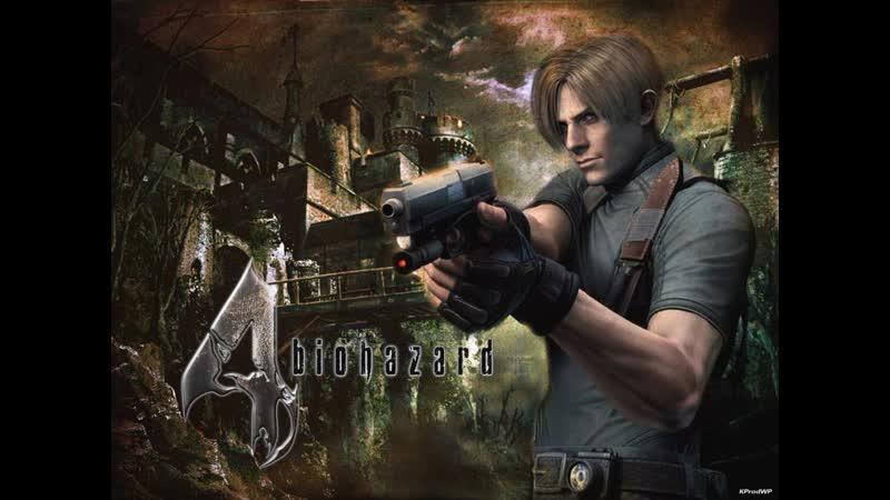 Resident Evil 4 Акт 1. Глава 3. Загадка-Два близнеца.