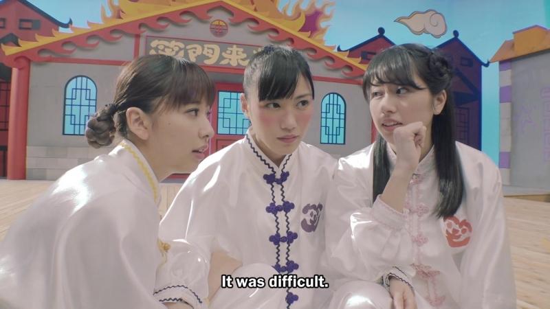 Momoiro Clover Z - Xiao Yi Xiao - Making of MV (EngSub)
