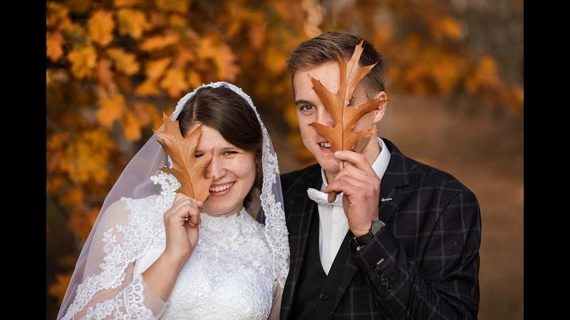 АнастасіяБогдан. Весільна прогулянка.