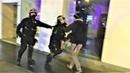 Altercation entre des CRS et des journalistes Gilets jaunes Acte 9 Paris 12 janvier 2018