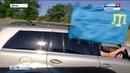 В Крыму отмечают день крымско-татарского флага