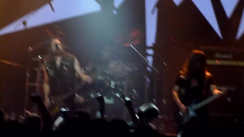 Sodom - Tired and Red (Москва, клуб Red, 13.10.2018)