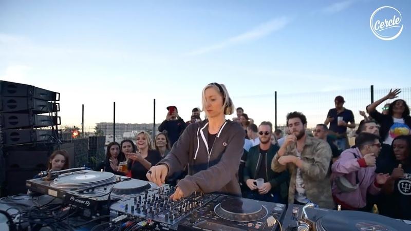 Ellen Allien @ Le Jardin Suspendu for Cercle