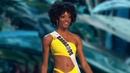 MISS BARBADOS - Bikini - Miss Universe 2018 4k - Мисс Барбадос - Мисс Мира 2018 бикини показ