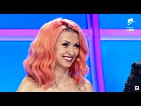 """Proba Invitatul surpriză. Andreea Bălan """"Mi-am dat seama din primul cadru cine este!"""""""