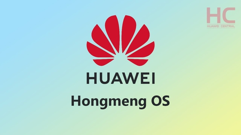 "Hongmeng"" is Huawei's first ever self developed operating system"