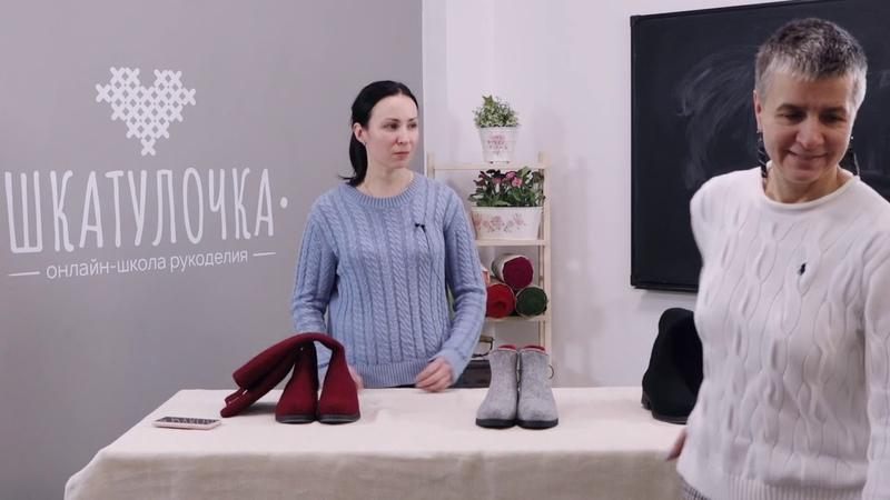 Творческая встреча с Ксенией Мельниковой. Студия Шкатулочка