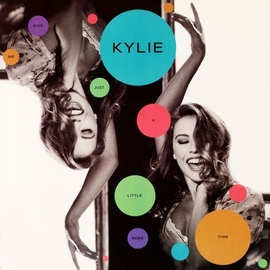 Kylie Minogue альбом Give Me Just a Little More Time